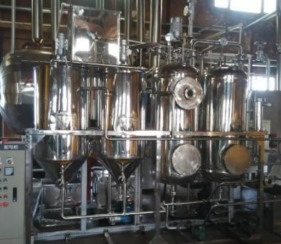 大豆精炼油设备