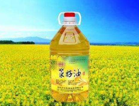 精炼菜籽油设备