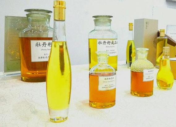 牡丹籽精炼油