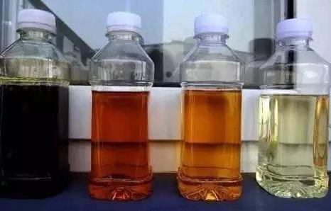 精炼油脱色
