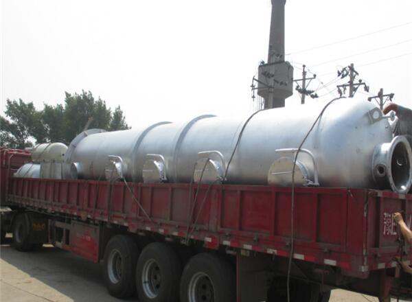猪油提炼生产线喷淋塔