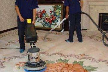 西安地毯清洁