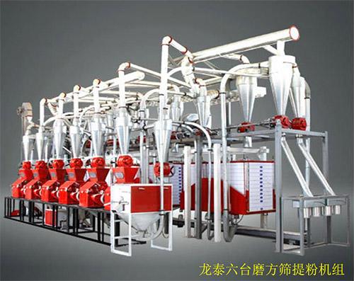 面粉生产线厂家