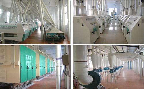 河南面粉生产线厂家