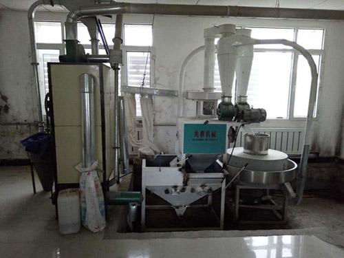 安徽石磨面粉设备