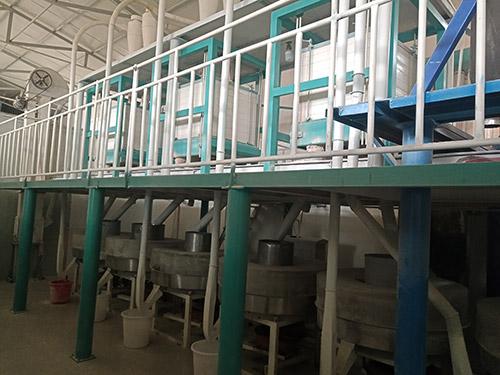 安徽石磨面粉设备价格