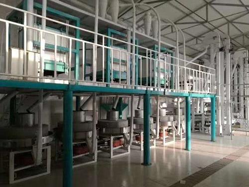 碾米生产线