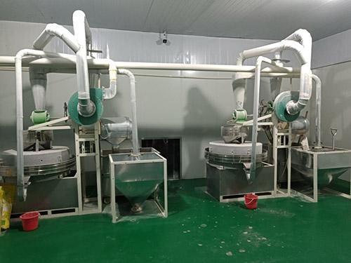 安徽石磨面粉机械价格