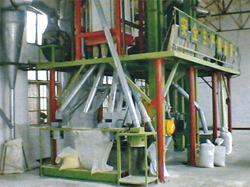 15吨玉米加工成套设备价格
