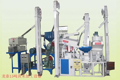 安徽大黄米加工机械