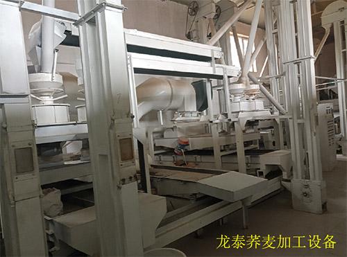 辽宁荞麦加工成套设备价格