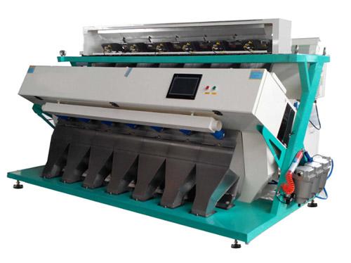 碾米用色选设备的主要构件