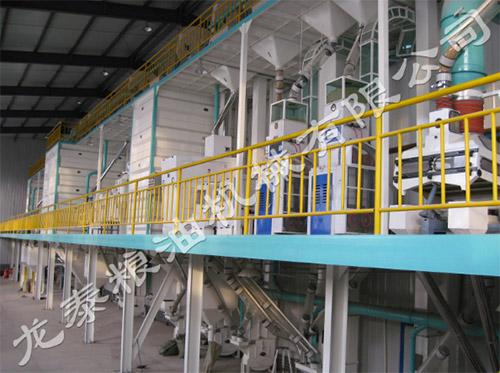 碾米机成套设备常见故障及处理方法