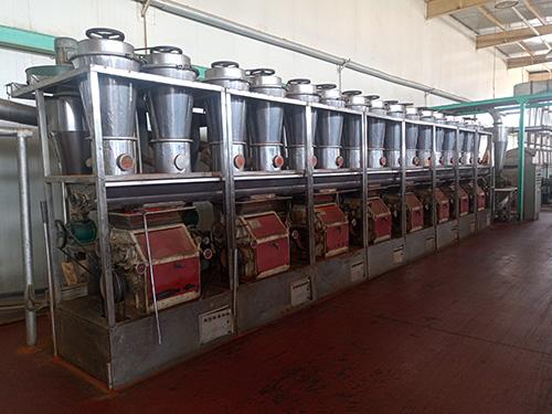 碾米机设备