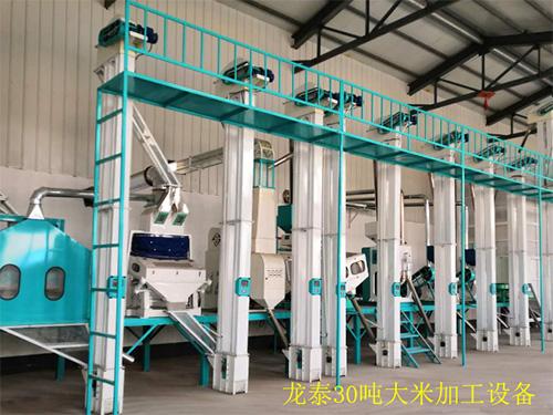 江西碾米机成套设备价格