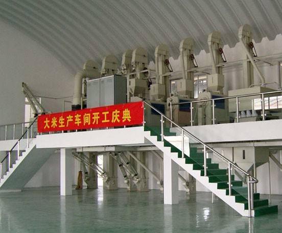 碾米成套设备