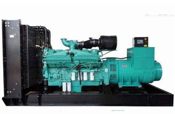 碾米机发电机