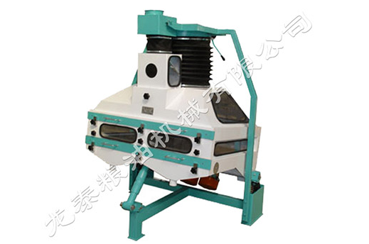 碾米成套加工机械