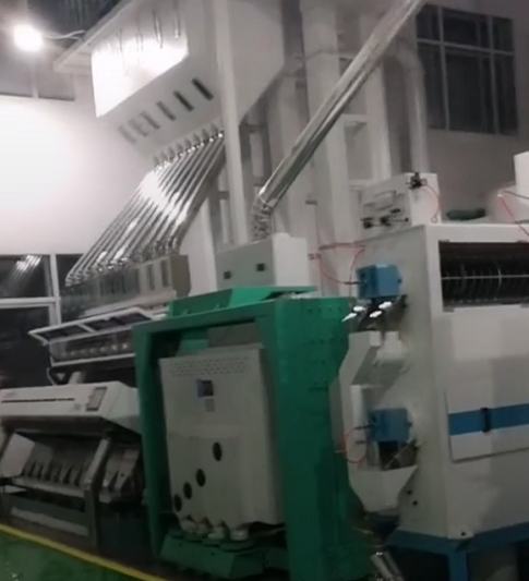 碾米机成套设备
