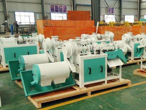 碾米加工机械