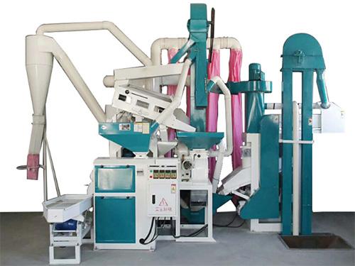 小米加工机械