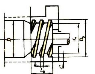 碾米机螺旋推进器