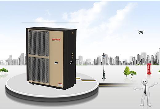 安阳空气能热水器工程