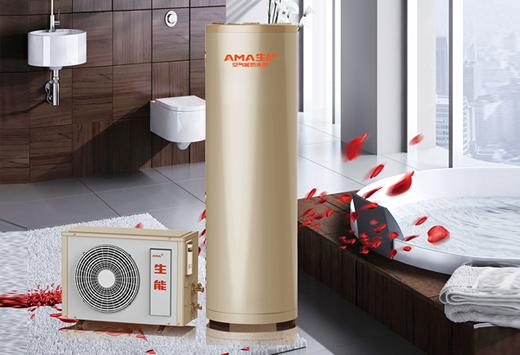 为什么说空气能热水器更适合冬天用