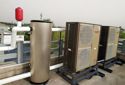 鹤壁别墅中央空调两联供系统