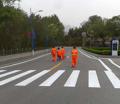 道路划线厂家
