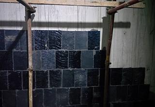 铸石板施工