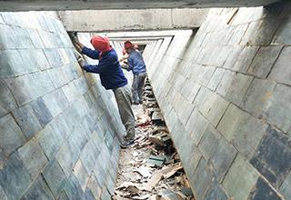 铸石板工程