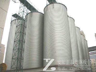 大型化钢板仓厂家