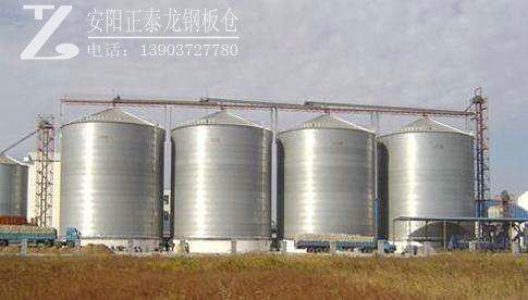 大型钢板仓厂家