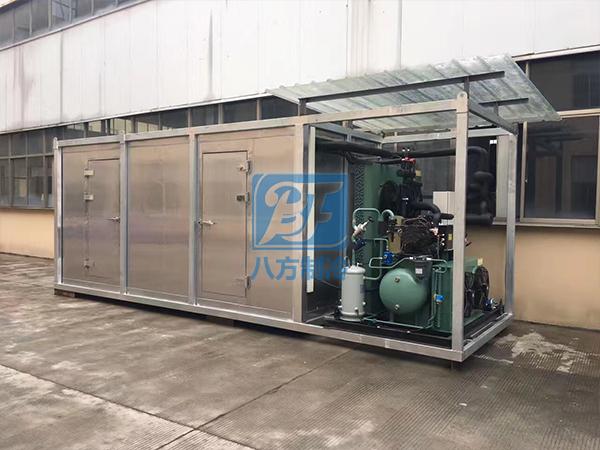 福建冷库设备的维护保养知识有哪些?