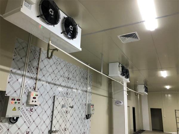 福州食堂冷库安装