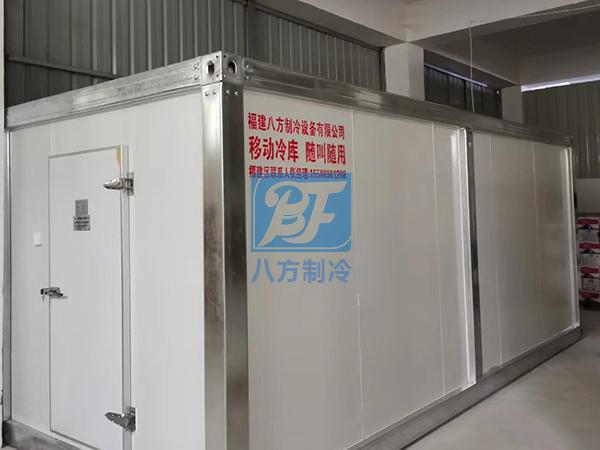 +15℃~ -25℃智能远程APP移动冷库220伏插电即用