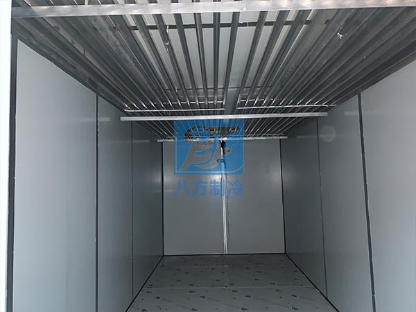 +15℃~-25℃智能远程APP移动冷库220伏插电即用