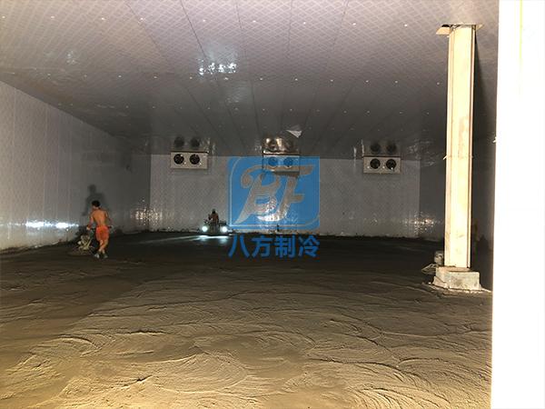 江阴港大型冷链物流仓储
