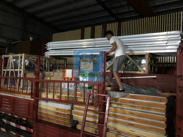 巴布新几内亚-低温储存冷库-冰淇淋生产线