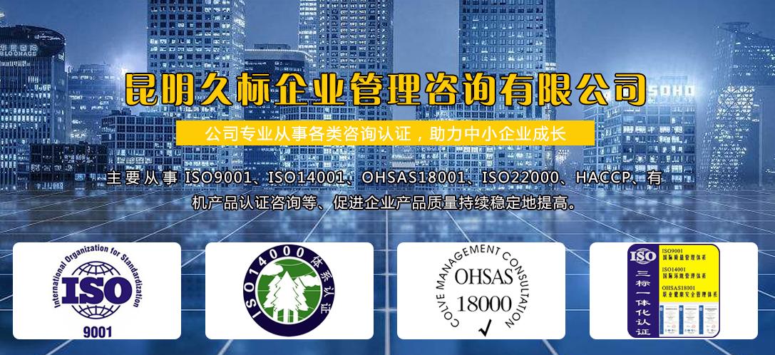 昆明iso9001认证加入布吉网站建设公司合作网站推广了