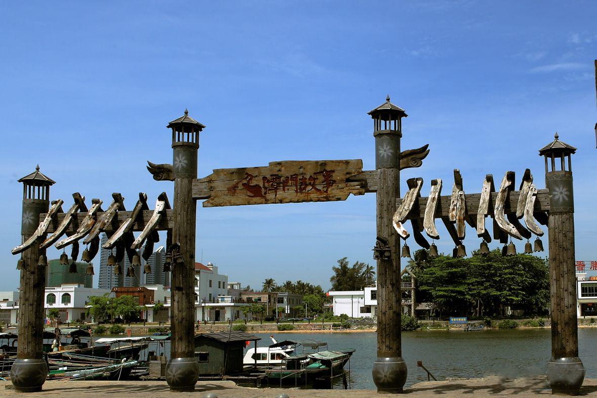 潭门千年渔港