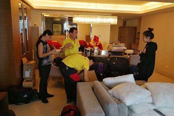 北京市内搬家收费标准