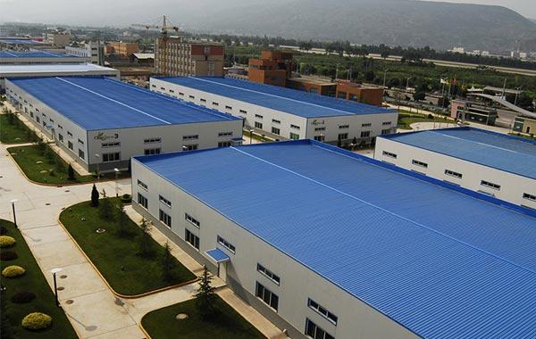 自己的生产工厂
