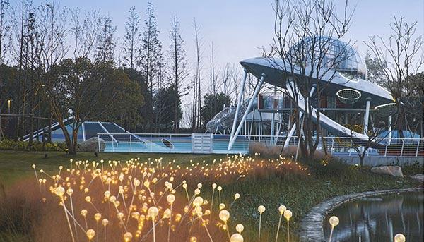 重庆主题户外游乐场建设规划公司观察到目前亲子乐园竞争日渐激烈