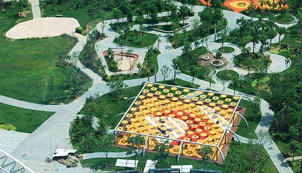 重庆儿童乐园游乐设备的大小直接影响游乐设施的配置