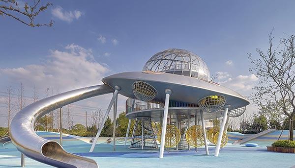 重庆儿童游乐园规划设计
