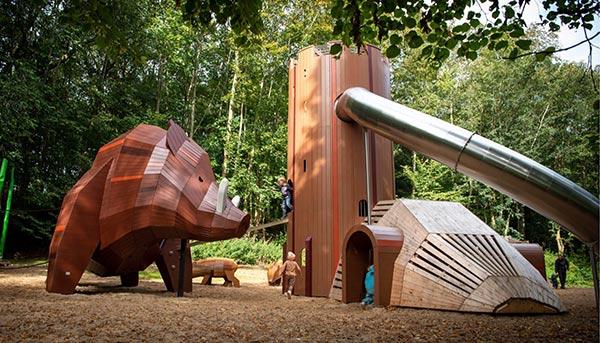 重庆儿童游乐园规划