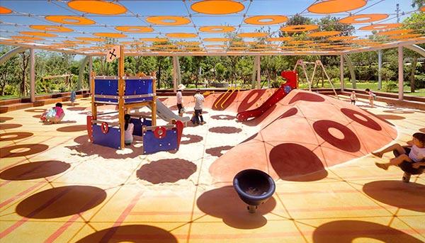 重庆儿童游乐园建设