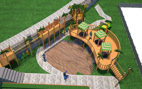 重庆儿童游乐设备建设